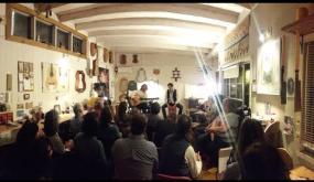 """Embedded thumbnail for Ciclo de conciertos """"Guitarras en el Taller"""" Flamenco"""